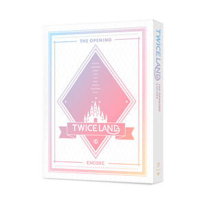 (DVD) 트와이스(TWICE) - TWICE 1ST TOUR 'TWICELAND' THE OPENING [ENCORE] DVD