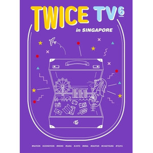 트와이스(TWICE) - TWICE TV6 : TWICE in SINGAPORE