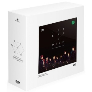 [DVD] 엑소(EXO) - EXO PLANET #3 THE EXO'RDIUM - IN SEOUL LIVE DVD (3 DISC)